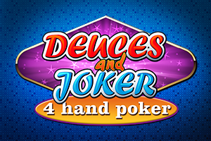 Deuces And Joker 4 Play