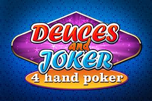 Deuces And Joker 4 Play