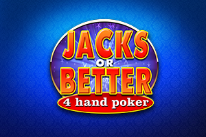 Jacks Or Better 4 Play